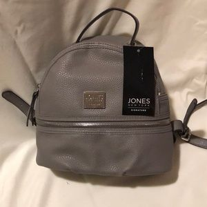 9beedc9d16a4 NWT Jones New York small backpack